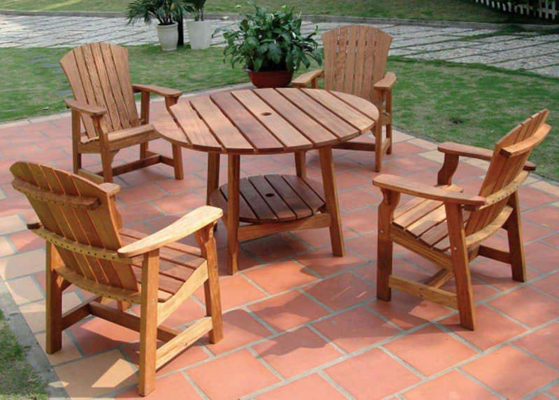 Wooden Outdoor Furniture For Sale