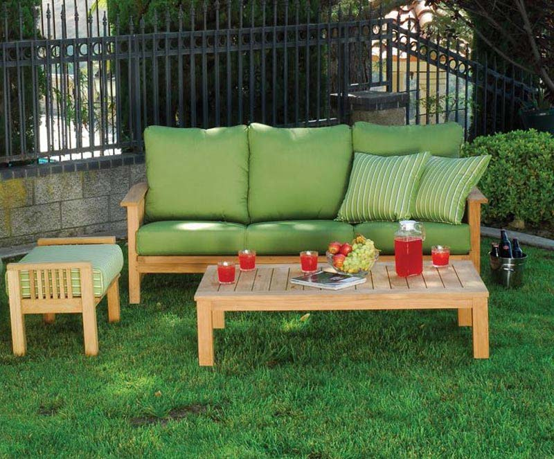 Wooden Patio Furniture Cape Town