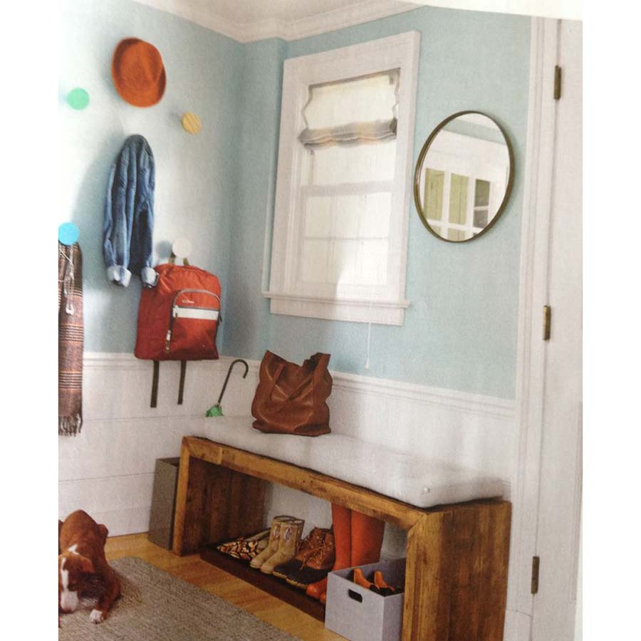 Bench With Shoe Storage Underneath