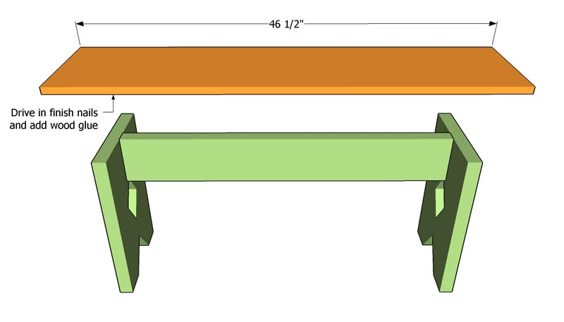 Easy Outdoor Wood Bench Plans