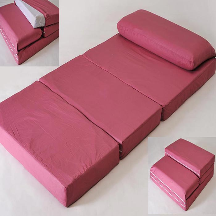 Folding Foam Mattress Bed