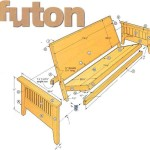 : Futon Sofa Bed Plans