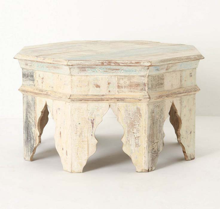 Moroccan Inspired Coffee Table