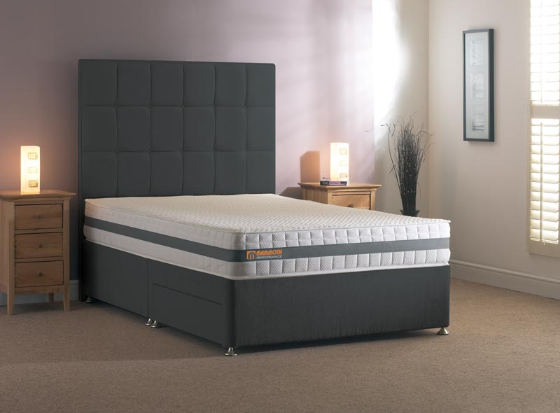 Tempur Memory Foam Mattress Double