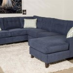 : 3 Piece Sectional Sofa With Chaise