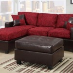 : 3 Piece Sectional Sofa With Ottoman