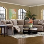 : 3 Piece Sectional Sofa With Recliner
