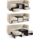 : 3 Piece Sectional Sofas For Small Spaces