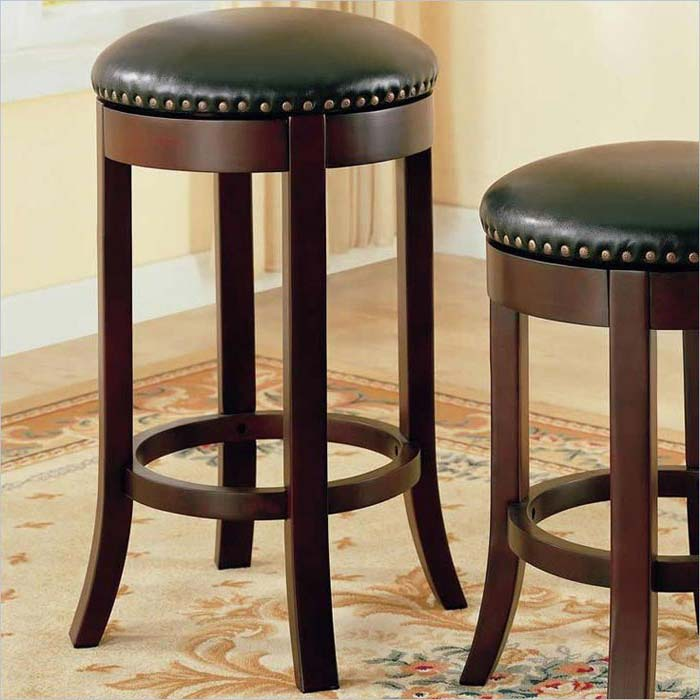 32 Inch Backless Bar Stools
