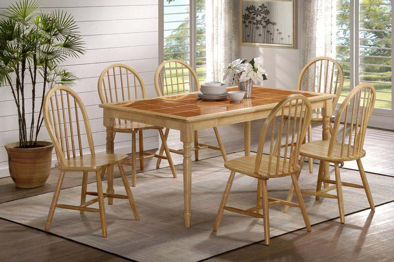 6 Seater Dining Table And 6 Chairs