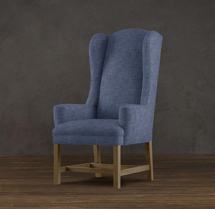 Belfort Wingback Dining Chair