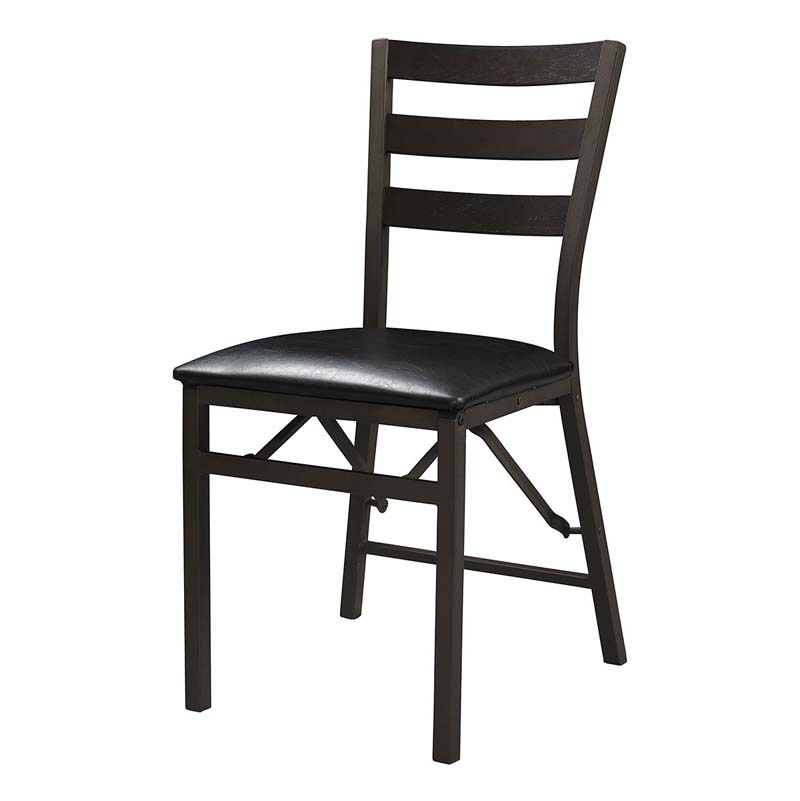 Black Ladder Back Dining Chairs