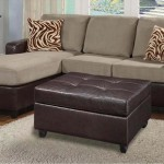 : Bobkona Manhattan Reversible Microfiber 3 Piece Sectional Sofa Set