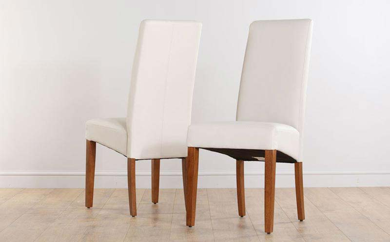 Cream Leather Dining Chairs Uk