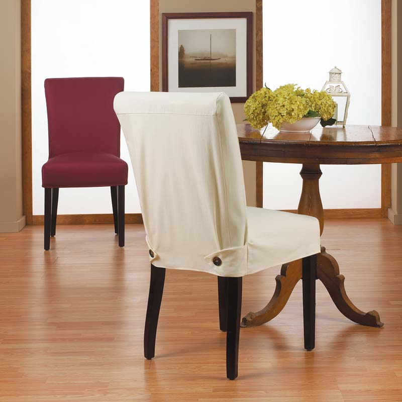 Dining Room Chair Slipcovers Canada
