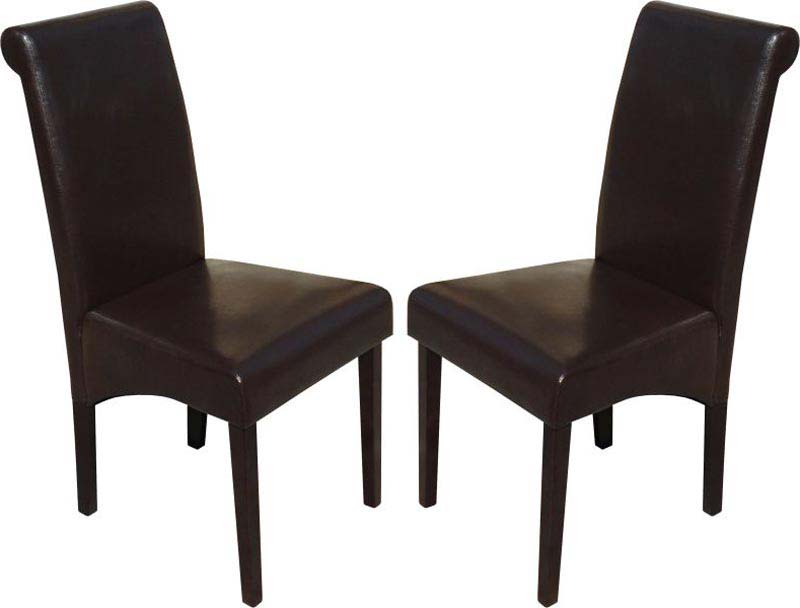 Faux Leather Dining Chairs Cheap