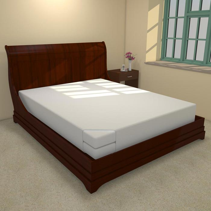 Nature'S Sleep Visco Memory Foam Mattress