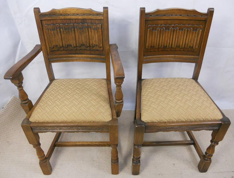 Old Charm Dining Chairs Ebay
