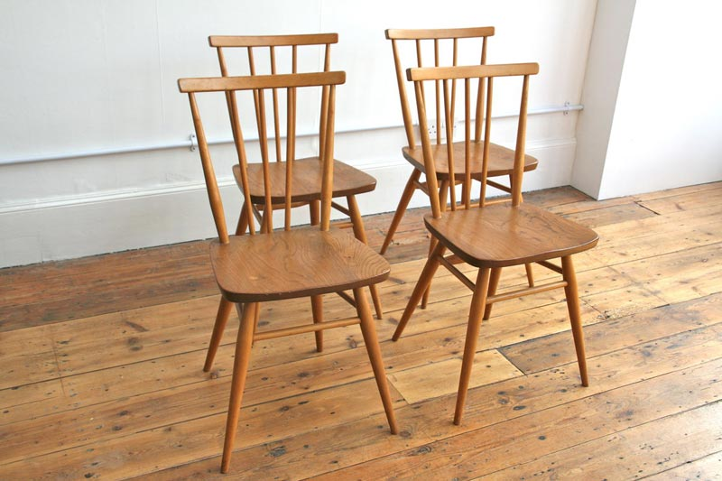 Old Charm Dining Chairs Second Hand