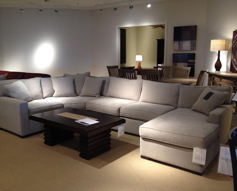 Radley 4 Piece Fabric Modular Sectional Sofa