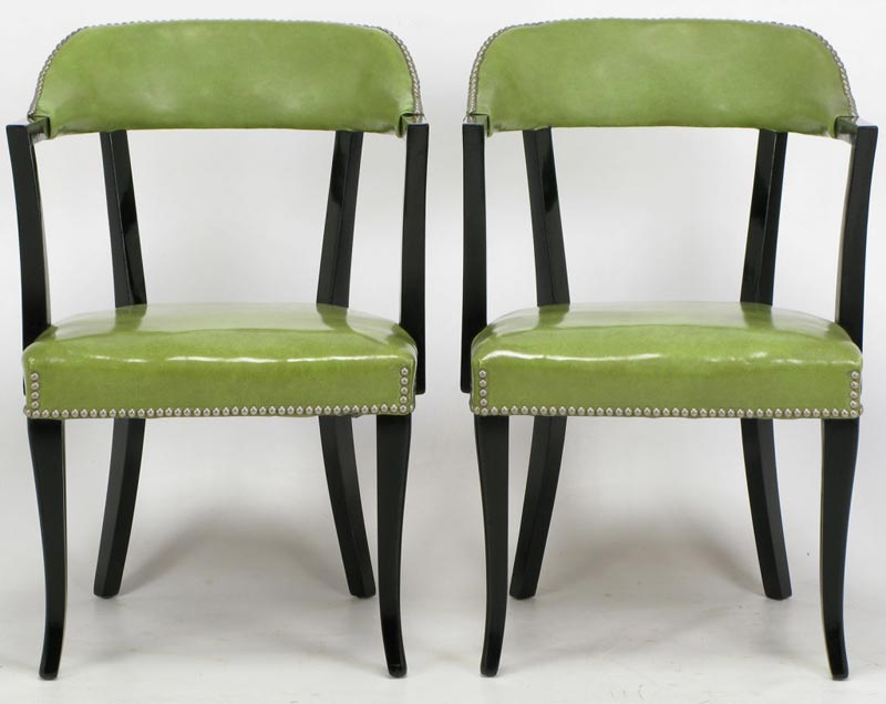 Sage Green Dining Chairs
