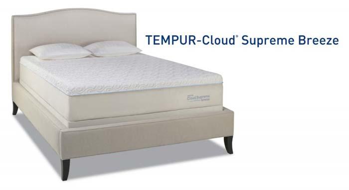 Tempurpedic Cloud Supreme Breeze Reviews