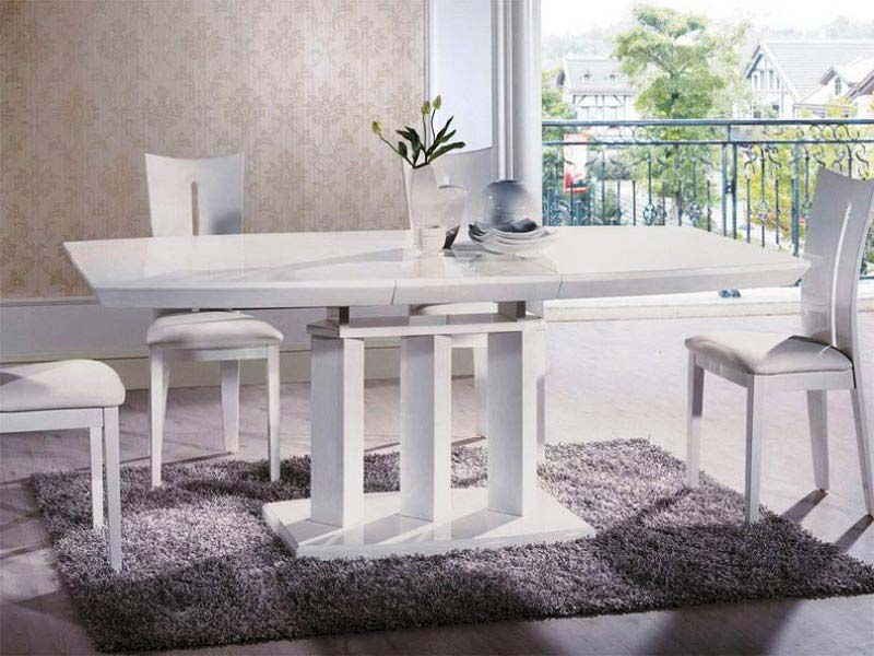 White Dining Table And Chairs Argos