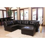 : 5 Piece Modular Sectional Sofa