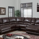 : 6 Piece Sectional Sofa Leather