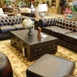 : 8 Way Hand Tied Leather Furniture