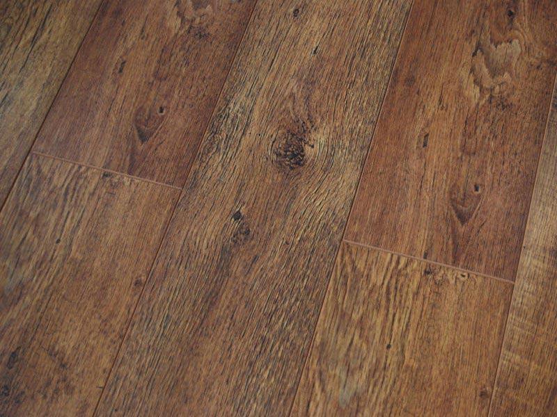 Beech Block Laminate Flooring