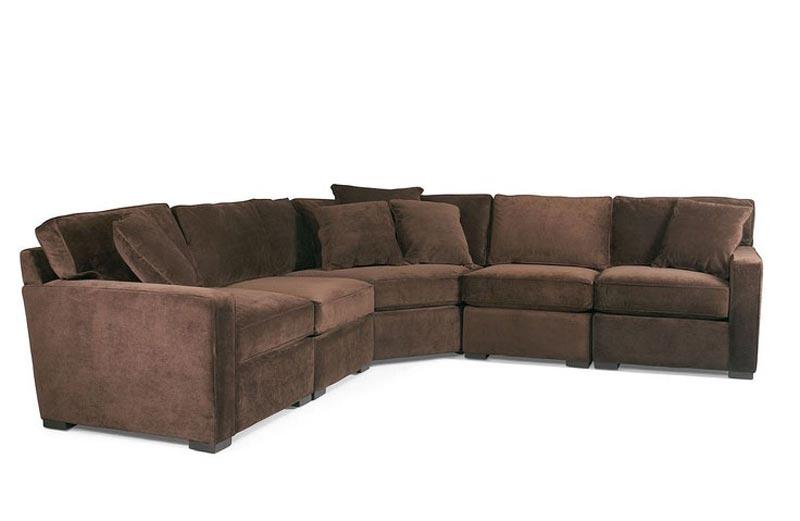 Bradley Sectional Sofa 5 Piece