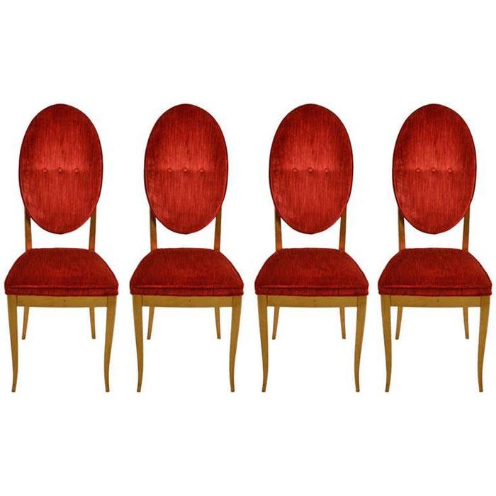Cheap Velvet Dining Chairs