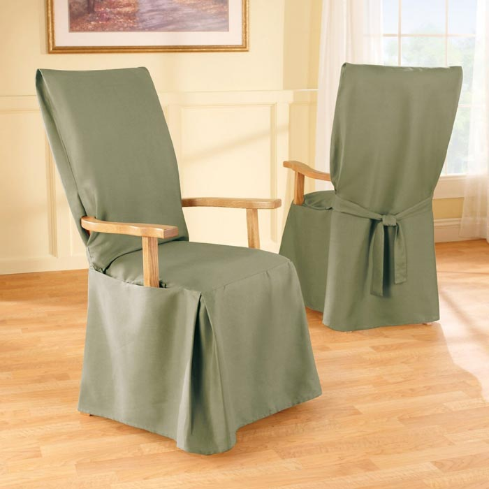 Dining Room Armchair Slipcovers
