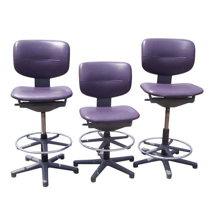 Ebay Purple Dining Chairs