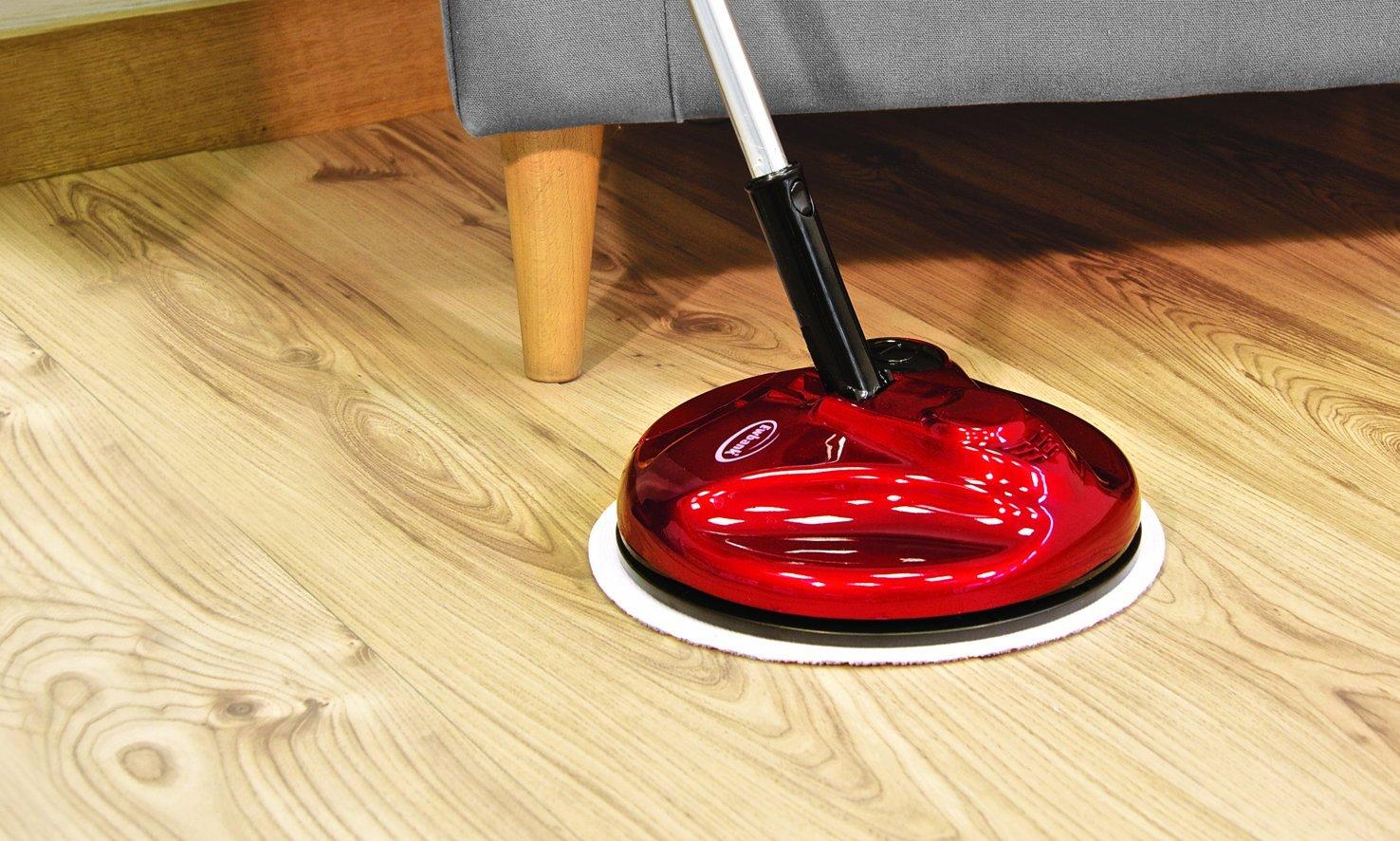 Ewbank Floor Polisher With Gloss Floor Polish Couch