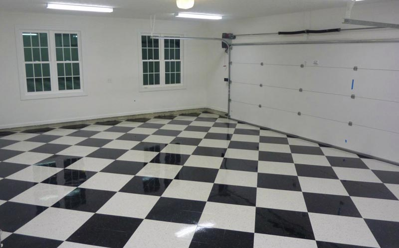 Flooring Options For Garage