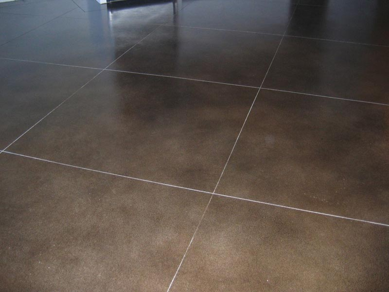 Garage Floor Finishing Options