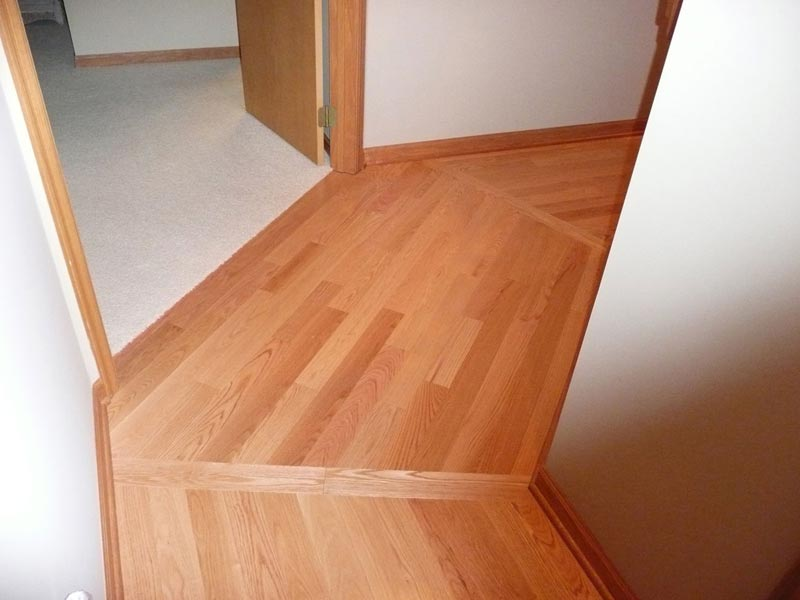 How To Lay A Laminate Floor In A Hallway