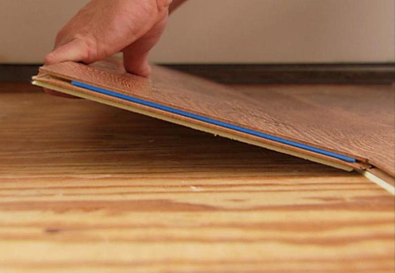 How To Lay V Groove Laminate Flooring