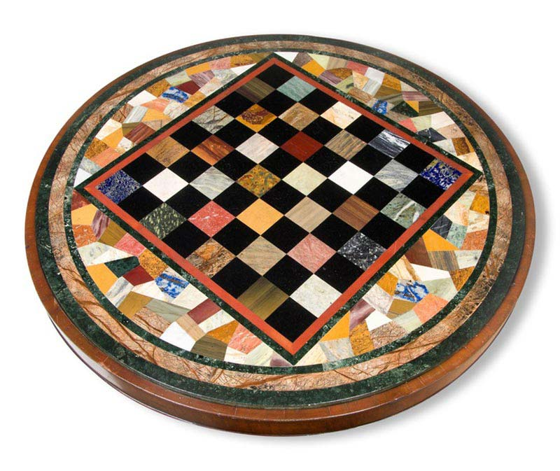 How To Make A Mosaic Coffee Table