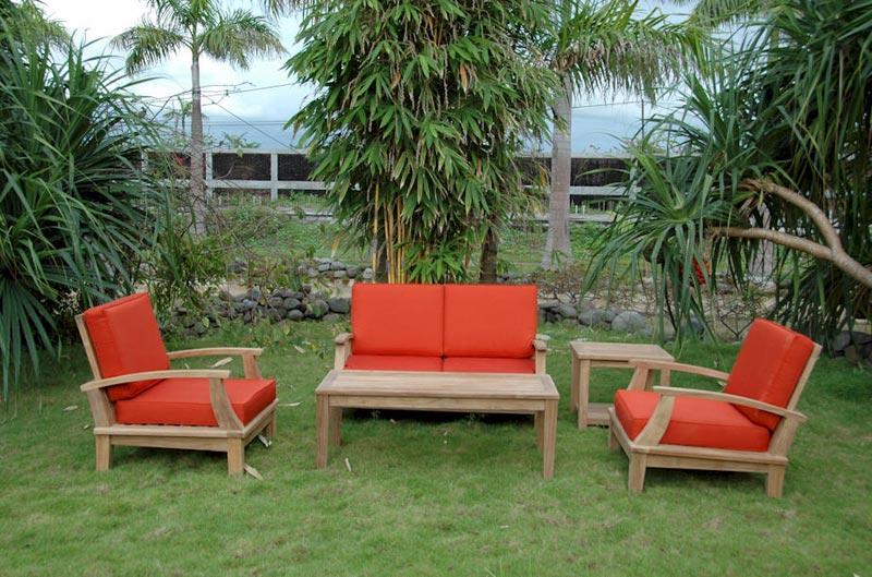 Jakarta Wooden Garden Furniture