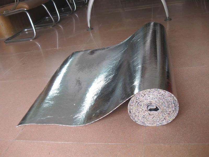 Laminate Flooring Foil Backed Underlay