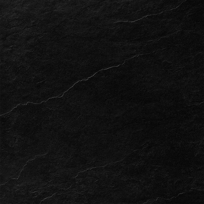 Large Black Sparkle Floor Tiles