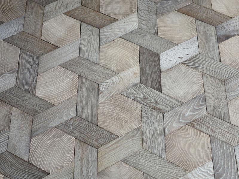 Large Parquet Flooring Tiles