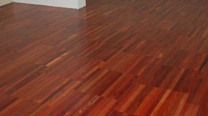 Mahogany Parquet Flooring Tiles