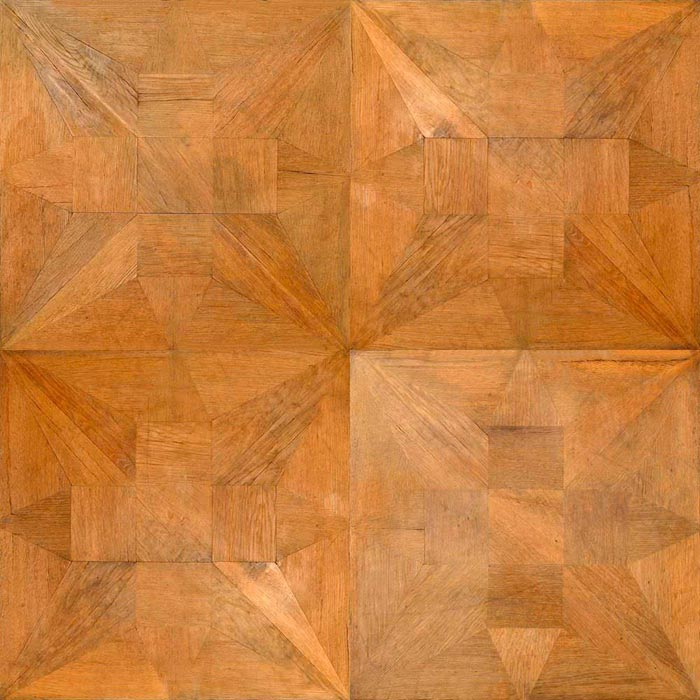 Oak Parquet Flooring Tiles