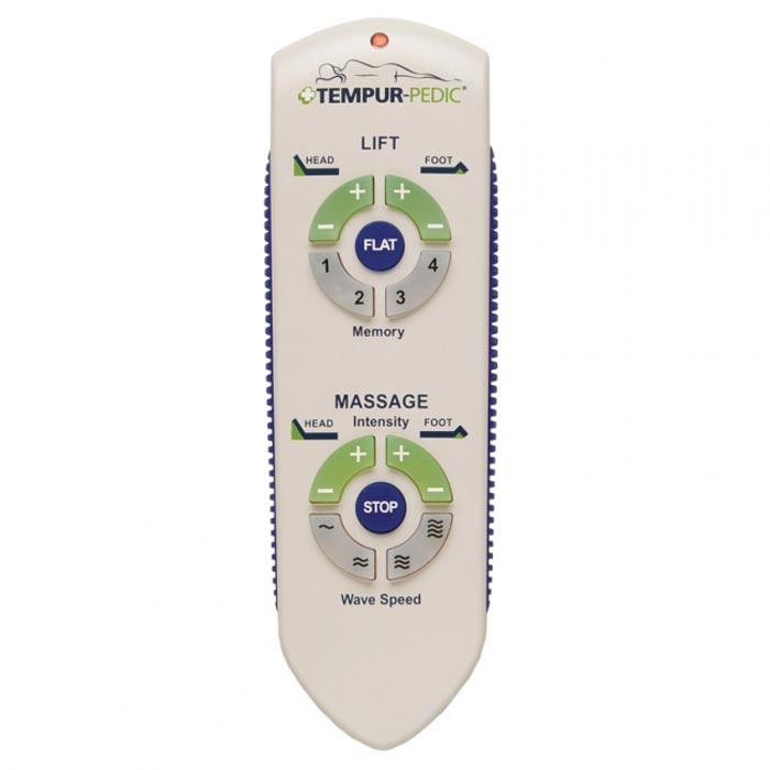 Remote Control For Tempur Pedic Bed