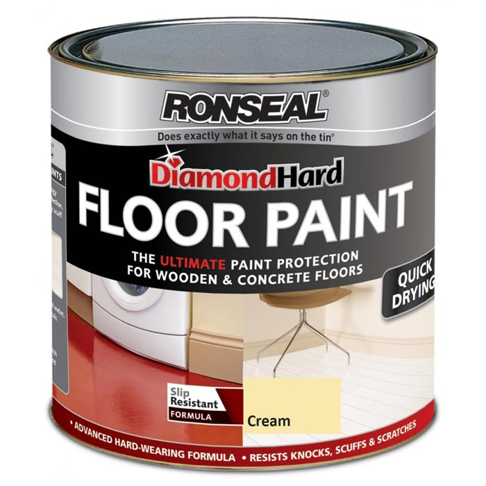 Ronseal Diamond Hard Floor Varnish 5L
