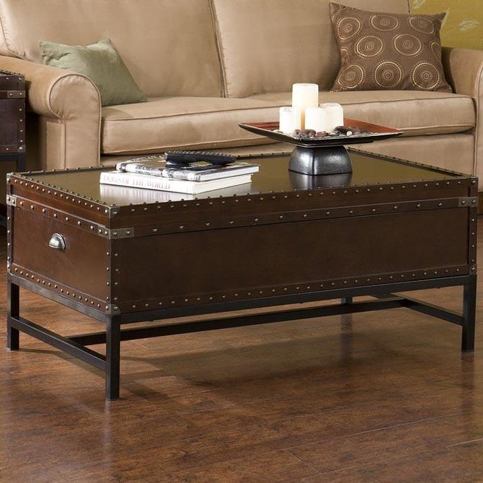 Wayfair Coffee Table Trunk